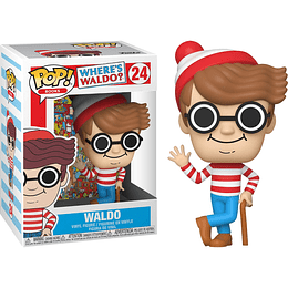 FUNKO POP! Where´s Waldo - Waldo
