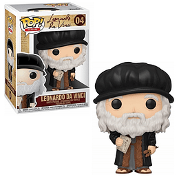 FUNKO POP! Artists - Leonardo Da Vinci