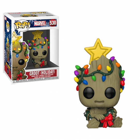 FUNKO POP! Marvel - Groot Holiday