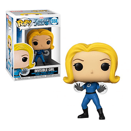 FUNKO POP! Marvel - Fantastic Four: Invisible Girl