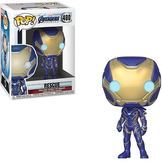 FUNKO POP! Marvel - Avengers: Rescue