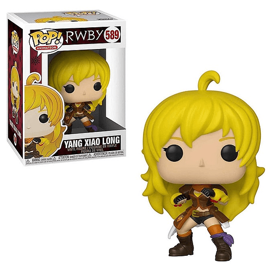 FUNKO POP! Animation - RWBY: Yang Xiao Long