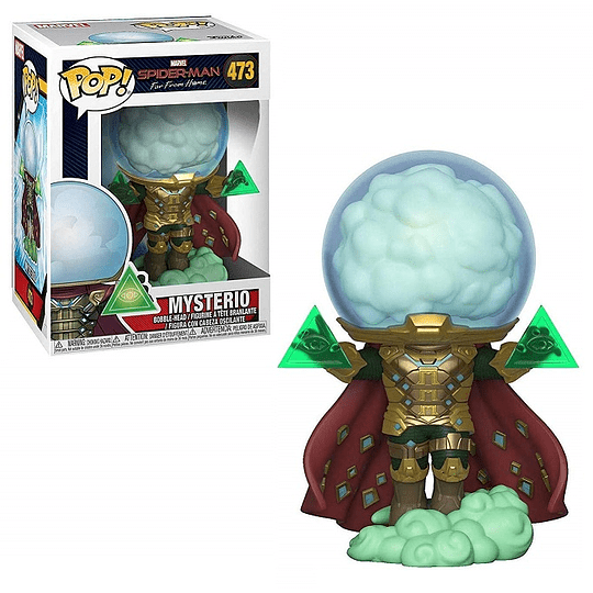 FUNKO POP! Marvel - Spider-Man: Mysterio