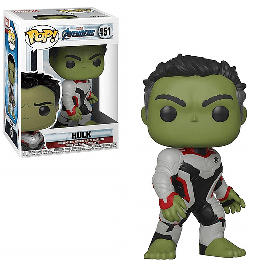 FUNKO POP! Marvel - Avengers: Hulk
