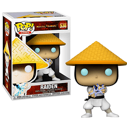 FUNKO POP! Games - Mortal Kombat: Raiden
