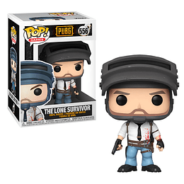 FUNKO POP! Games - PUBG: The Lone Survivor