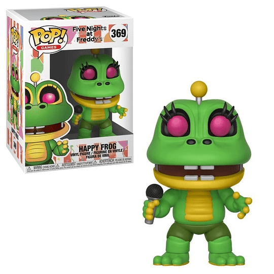 FUNKO POP! Games - Five Nights at Freddy´s: Happy Frog