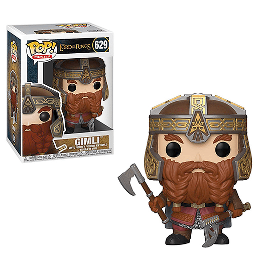 FUNKO POP! Movies - The Lord of the Rings: Gimli