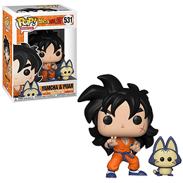 FUNKO POP! Animation - Dragon Ball Z: Yamcha & Puar