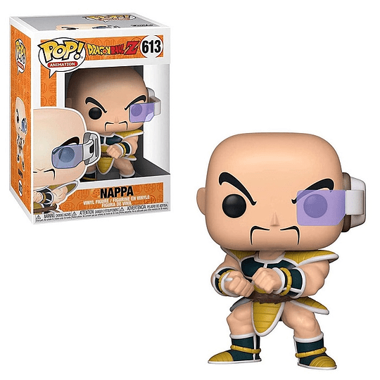 FUNKO POP! Animation - Dragon Ball Z: Nappa