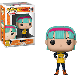 FUNKO POP! Animation - Dragon Ball Z: Bulma
