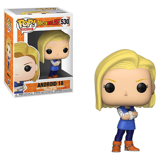 FUNKO POP! Animation - Dragon Ball Z: Android 18