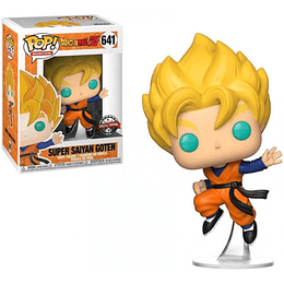 FUNKO POP! Animation - Dragon Ball Z: Super Saiyan Goten Special Edition