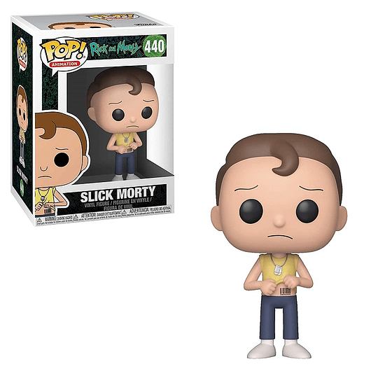 FUNKO POP! Animation - Rick and Morty: Slick Morty