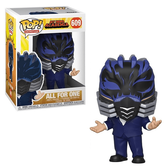 FUNKO POP! Animation - My Hero Academia: All For One