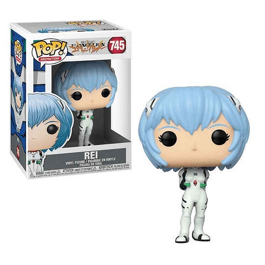 FUNKO POP! Animation - Evangelion: Rei