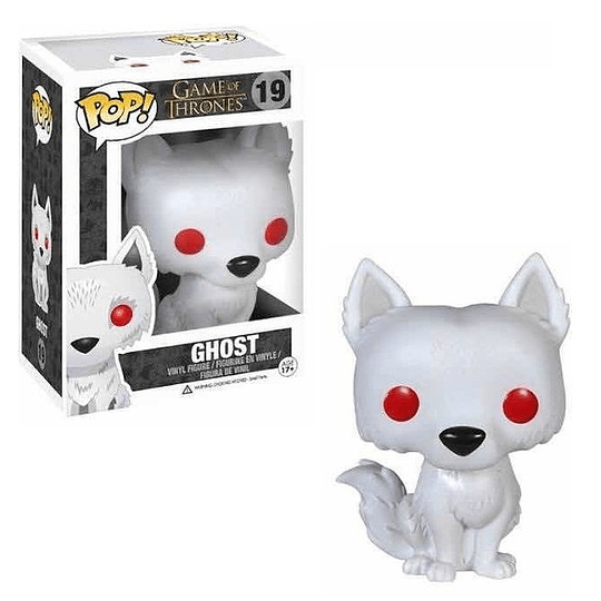 FUNKO POP! Television - Game of Thrones: Ghost