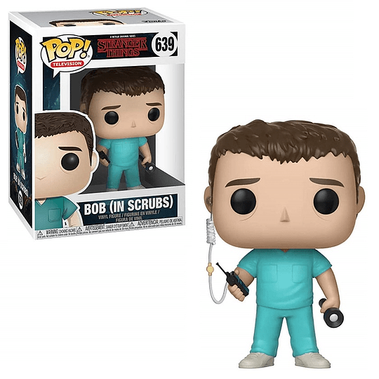 FUNKO POP! Television - Stranger Things: Bob in Scrubs