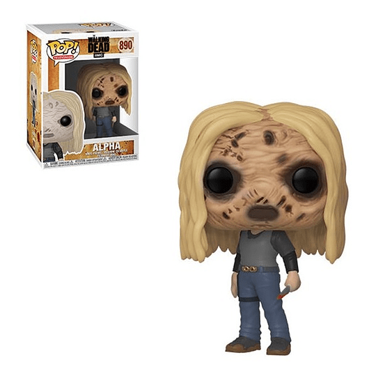 FUNKO POP! Television - The Walking Dead: Alpha