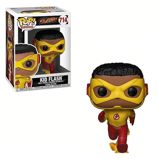 FUNKO POP! Television - The Flash: Kid Flash