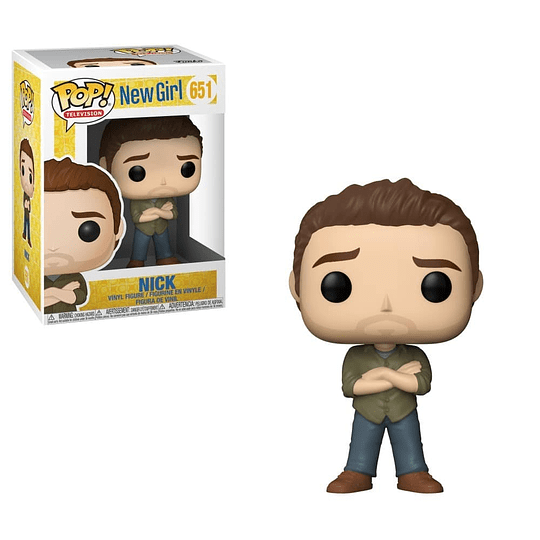 FUNKO POP! Television - New Girl: Nick