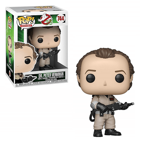 FUNKO POP! Movies - Ghostbusters: Dr. Peter Venkman
