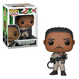FUNKO POP! Movies - Ghostbusters: Winston Zeddemore