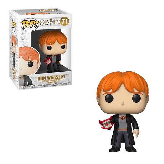 FUNKO POP! Movies - Harry Potter: Ron Weasley