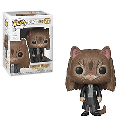 FUNKO POP! Movies - Harry Potter: Hermione Granger as Cat