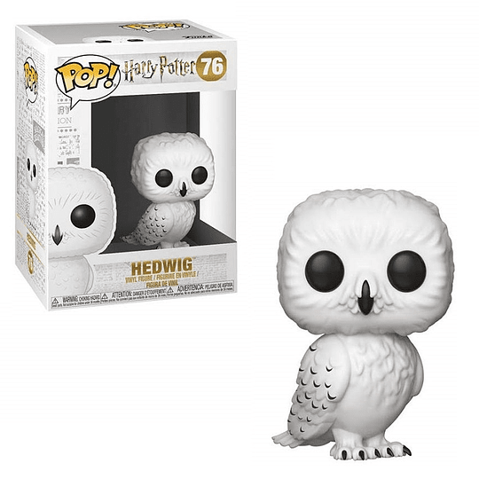 FUNKO POP! Movies - Harry Potter: Hedwig