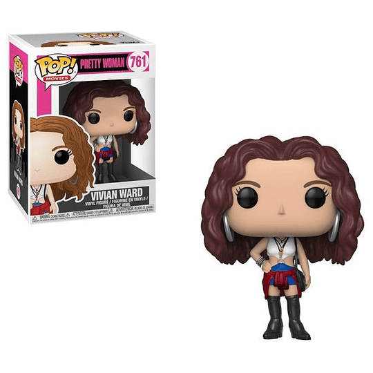 FUNKO POP! Movies - Pretty Woman: Vivian Ward
