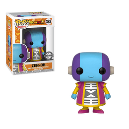 FUNKO POP! Animation - Dragon Ball Super: Zen-Oh Special Edition