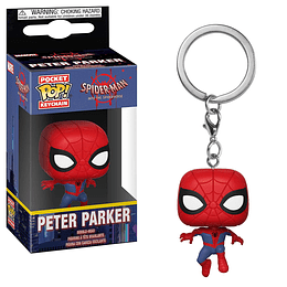 POCKET POP! KEYCHAIN! Spider-Man - Peter Parker