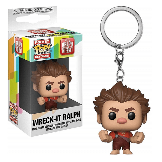 POCKET POP! KEYCHAIN! Disney - Wreck-It Ralph