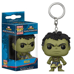 POCKET POP! KEYCHAIN! Marvel - Thor Ragnarok: Hulk
