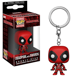 POCKET POP! KEYCHAIN! Deadpool with Sword