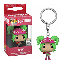 POCKET POP! KEYCHAIN! Fortnite - Zoey