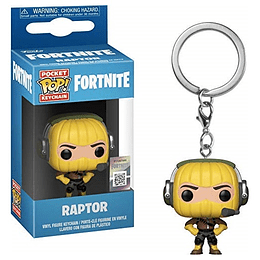 POCKET POP! KEYCHAIN! Fortnite - Raptor