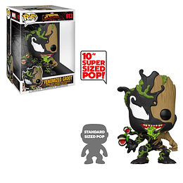 FUNKO POP DELUXE! Marvel - Spider-Man: Venomized Groot