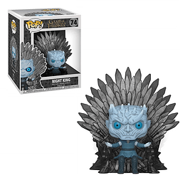 FUNKO POP DELUXE! Television - Game of Thrones: Night King