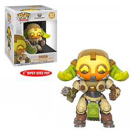 FUNKO POP DELUXE! Games - Overwatch: Orisa