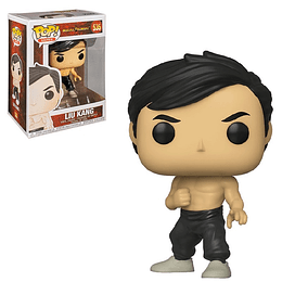 FUNKO POP! Games - Mortal Kombat: Lui Kang
