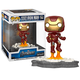 FUNKO POP DELUXE! Marvel - Avengers Assemble: Iron Man