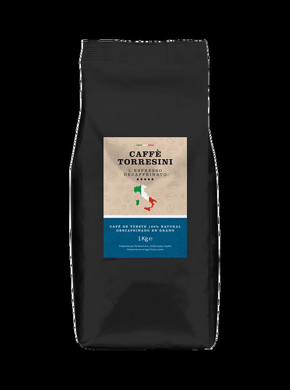 CAFFÈ TORRESINI DECAFFEINATO