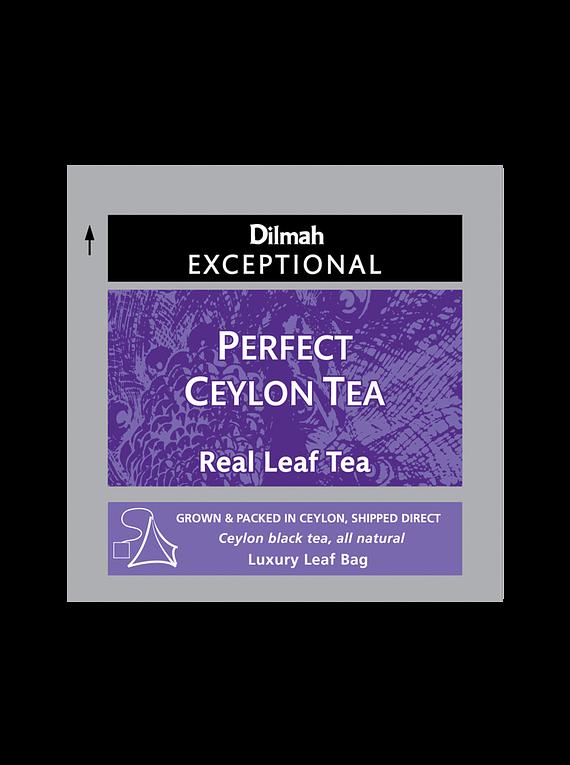 DILMAH EXCEPTIONAL PERFECT CEYLON TE - 50 Un.