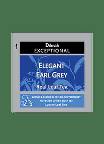 DILMAH EXCEPTIONAL ELEGANT EARL GREY TE - 50 Un.