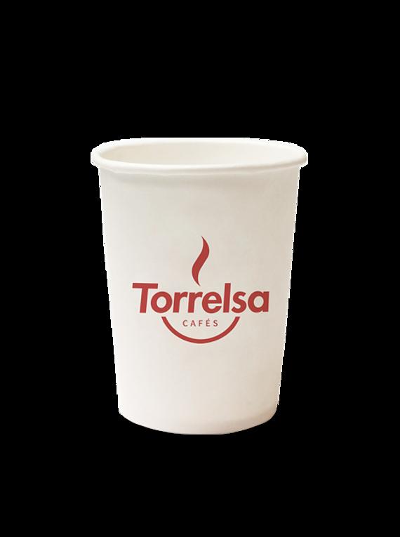 PAPER MILK COFFEE CUP - 50 Un.