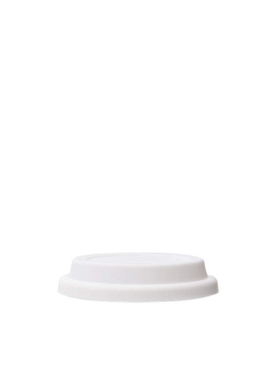 LID FOR PAPER MILK COFFEE CUP - 100 Un.