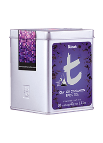 DILMAH LUXURY CEYLON CINNAMON SPICE TEA