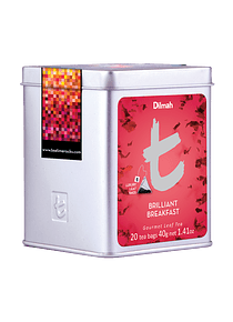 DILMAH LUXURY BRILLIANT BREAKFAST CHÁ